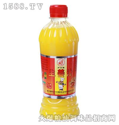 万兴隆生姜汁225ml