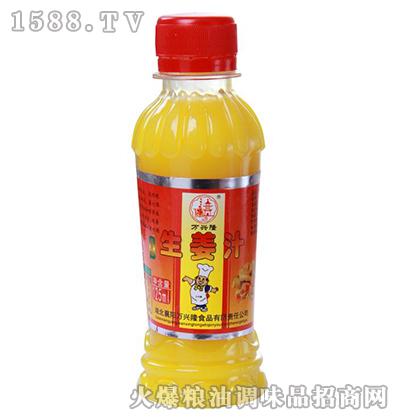 万兴隆生姜汁125ml