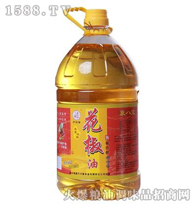 万兴隆麻香浓郁花椒油5L