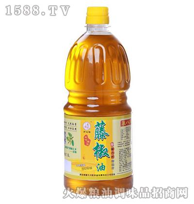 万兴隆藤椒油1800ml