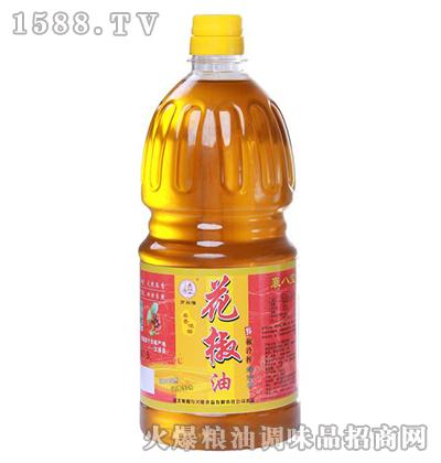 万兴隆麻香浓郁花椒油1800ml