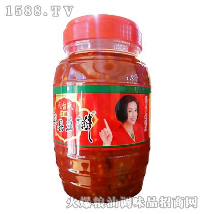 天台氏红油郫县豆瓣1kg