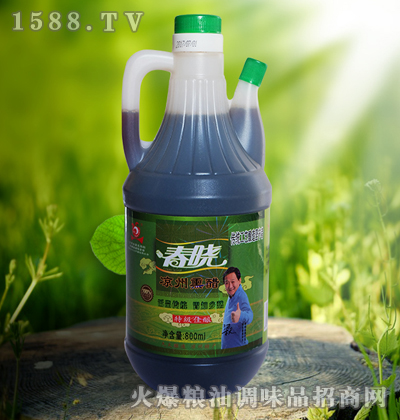 春晓凉州熏醋800ml