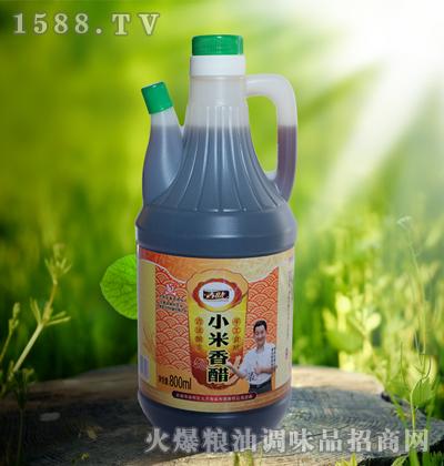 春晓小米香醋800ml