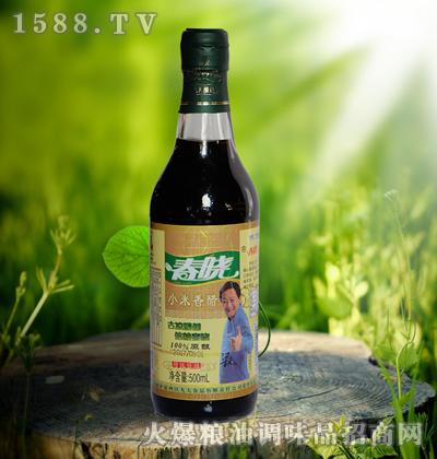 春晓小米香醋500ml