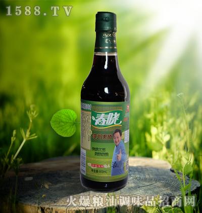 春晓凉州熏醋500ml