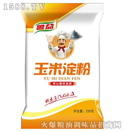 鲁益玉米淀粉230g