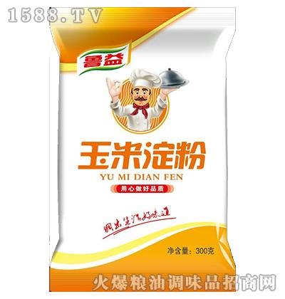 鲁益玉米淀粉300克