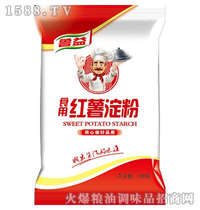 鲁益红薯淀粉230g
