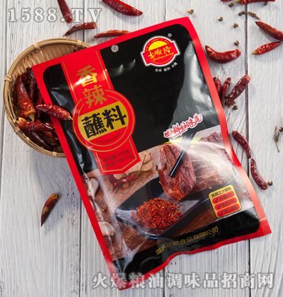 吉顺隆香辣蘸料100克