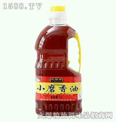 利珠小磨香油1L