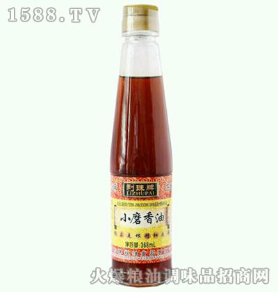 利珠小磨香油368ml