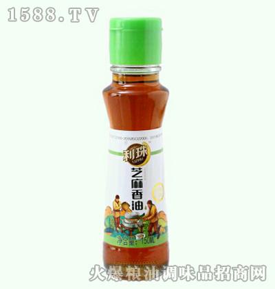 利珠芝麻香油150ml