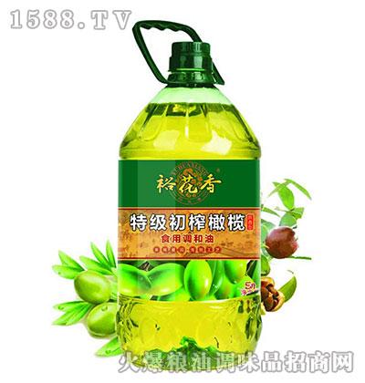 裕花香特级初榨橄榄油5L