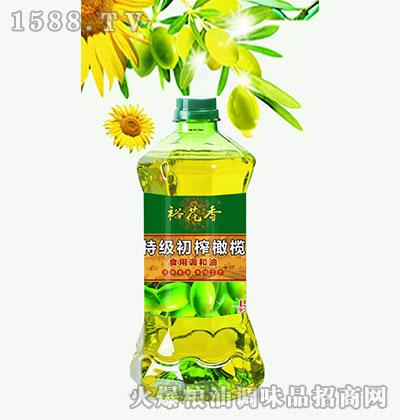 裕花香特级初榨橄榄油1.5L