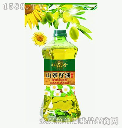 裕花香山茶籽油1.5L