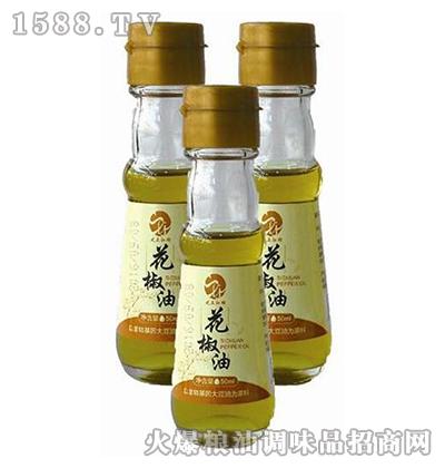 史立江花椒油50ml
