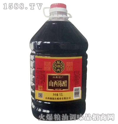 聚源庆山西陈醋10L