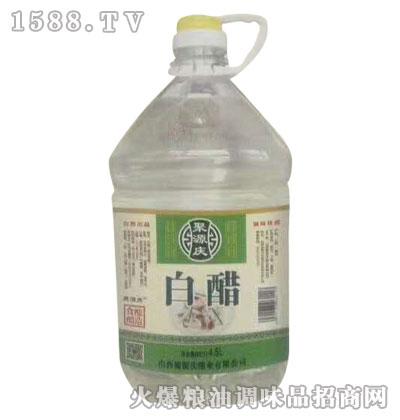 聚源庆白醋4500mL