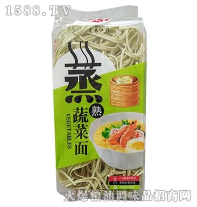 史立江蒸熟蔬菜面180g