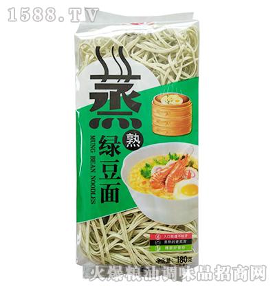 史立江蒸熟绿豆面180g