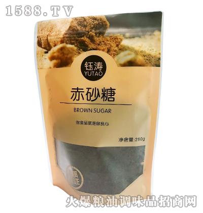 钰涛赤砂糖280g