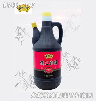 金焦牌镇江香醋800ml