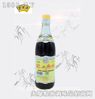 金焦牌镇江香醋(K型)500ml