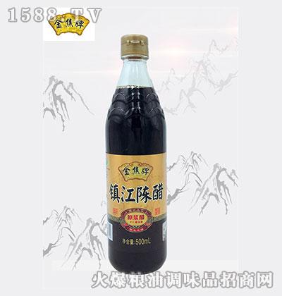 金焦牌镇江陈醋原浆醋500ml