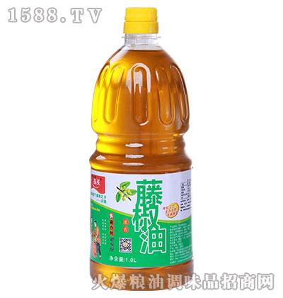 浓香藤椒油1800ml-万兴隆