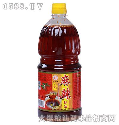 万兴隆凉拌菜专用麻辣红油1800ml