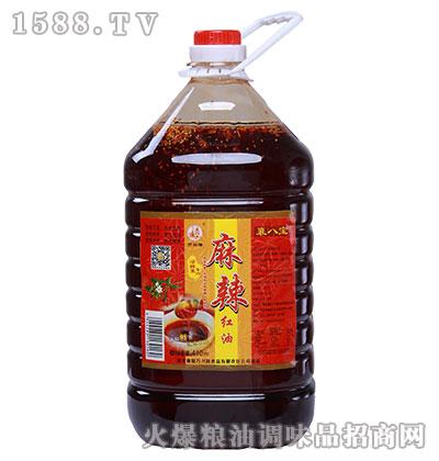 万兴隆凉拌菜专用麻辣红油410ml