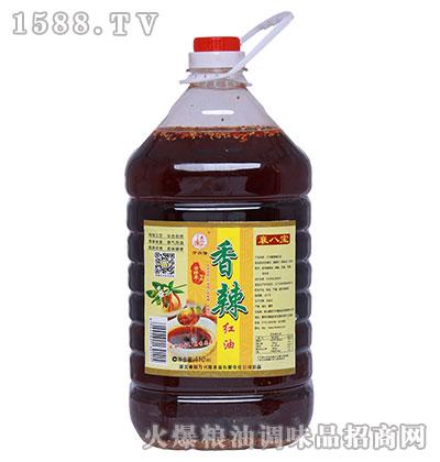 万兴隆凉拌菜专用香辣红油410ml