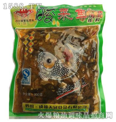天冠酸菜鱼佐料200g