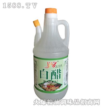 文有白醋(配制食醋)800ml