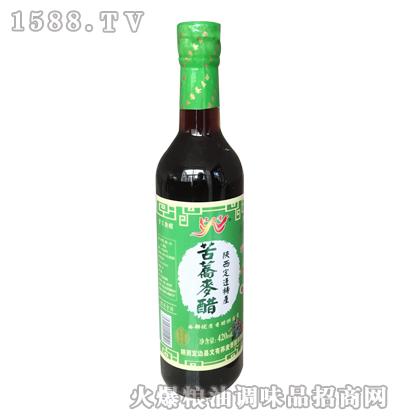文有苦荞麦醋420ml