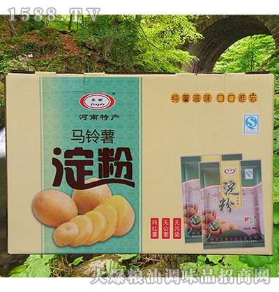 东都马铃薯淀粉(礼盒装)
