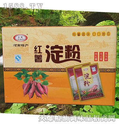 东都红薯淀粉(礼盒装)
