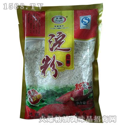 东都红薯淀粉400g