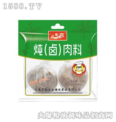 鑫香园炖(卤)肉料40g