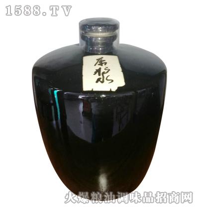 沁河古堡谷柿醋坛装原浆2.5L