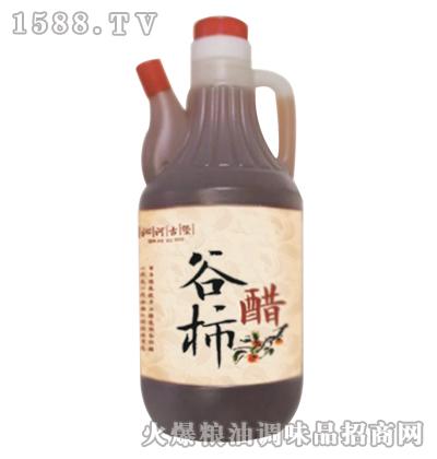 沁河古堡谷柿醋580ml
