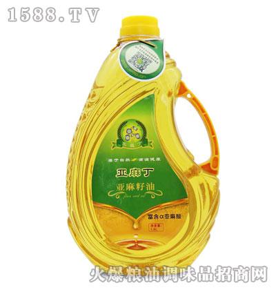 亚麻丁亚麻籽油1.8L