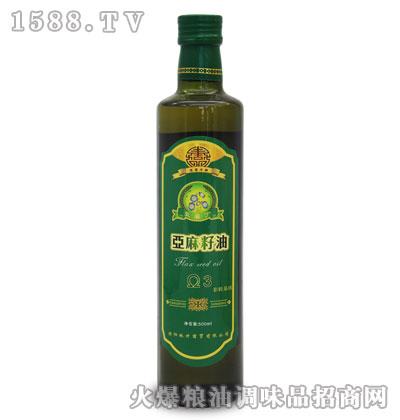 亚麻丁亚麻籽油500ml