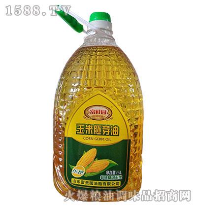 富桂圆玉米胚芽油5L