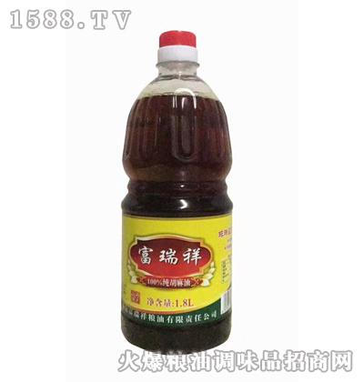 富瑞祥纯胡麻油1.8L
