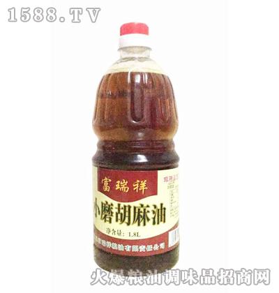 富瑞祥小磨胡麻油1.8L