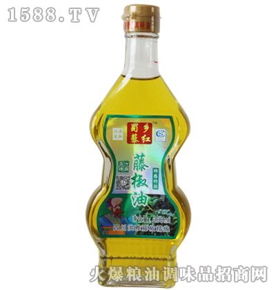 蜀乡藜红藤椒油268ml