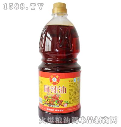 蜀乡藜红麻椒油1.8L