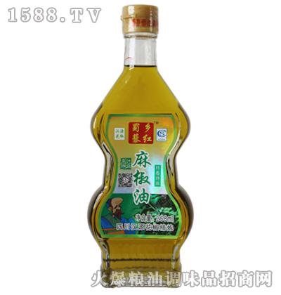 蜀乡藜红麻椒油268ml
